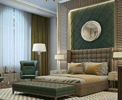 Best Double Bed Manufacture Interior Design